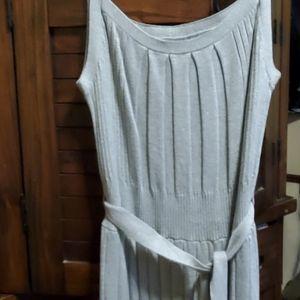 Old Navy sweater maxi dress